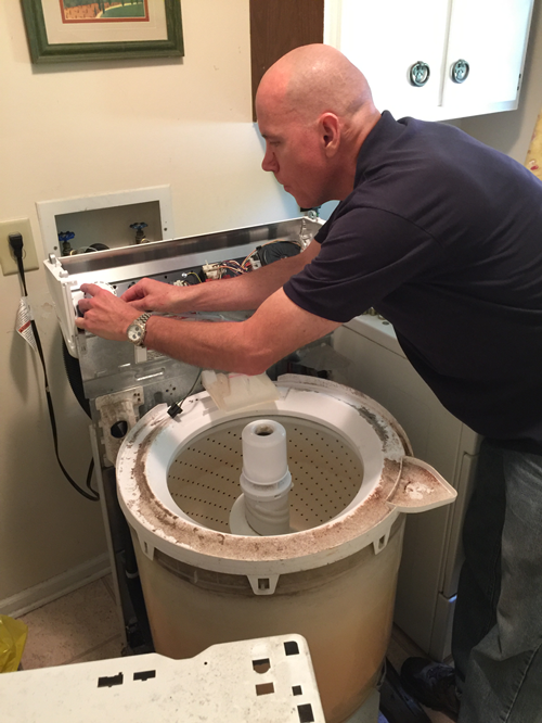 Washer Repair Technician