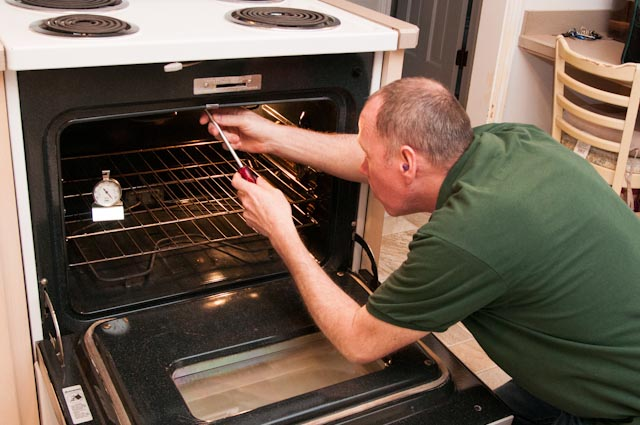 Stove Repair Technician